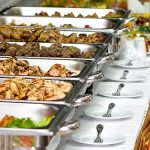 Catering Mauritius Buffet Set Up