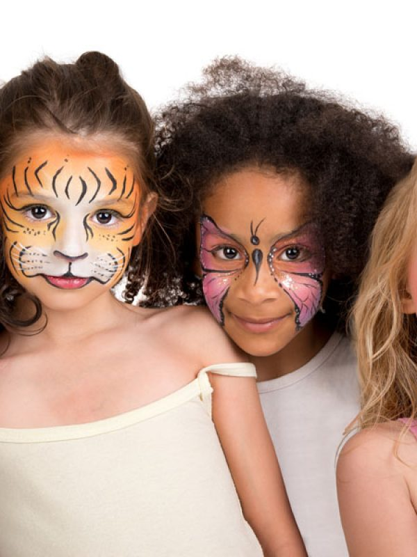 Face Painting Mauritius Kids Birthday Party