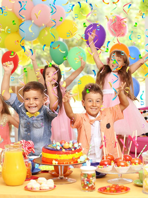 Kids party organisation by Rambros Catering Mauritius